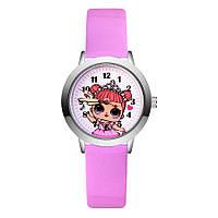 Детские часы lol surprise розовые, фото 1