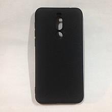 Чехол для Meizu X8 SMTT Black