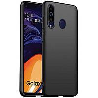 Силіконовий чохол Samsung Galaxy A60 (2019) Чорний
