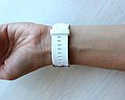 Смарт-годинник Garmin Vivoactive 3 Stainless with White Band з білим ремінцем, фото 10