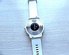 Смарт-годинник Garmin Vivoactive 3 Stainless with White Band з білим ремінцем, фото 7