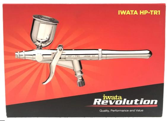 Аэрограф Iwata Revolution HP-TR1
