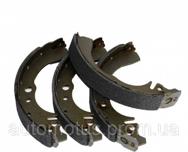 Колодки тормозные задние с ABS СК/CK2