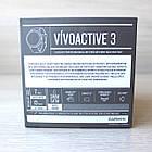 Смарт-годинник Garmin Vivoactive 3 Rosegold with White Band з білим ремінцем, фото 6