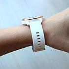 Смарт-годинник Garmin Vivoactive 3 Rosegold with White Band з білим ремінцем, фото 9