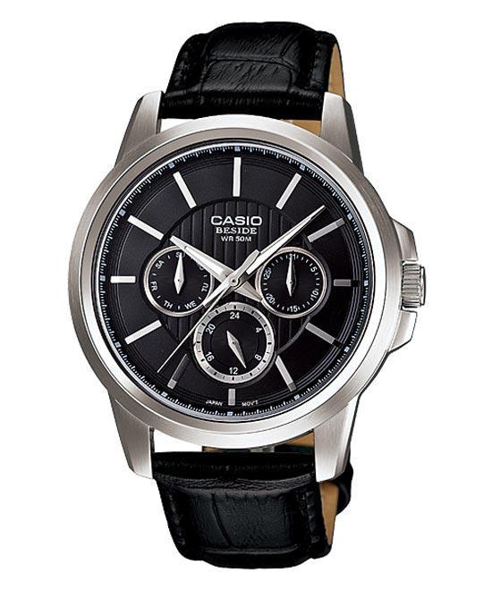Мужские часы Casio BEM-307L-1AVDF