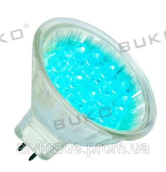 Лампа  светодиодная BUKO JCDR 220V 18 LED