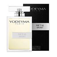 Yodeyma Metal Sport парфюмированная вода 100 мл, фото 1