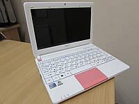 """Нетбук Acer 10.1""""/Intel N570 2 ядра/2Gb DDR3/320Gb Pink"""