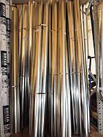 Труба водосточная оцинкованная Ø 100 мм Х1000мм