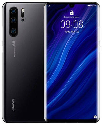 Huawei P30 Pro 6/128GB Black, фото 2