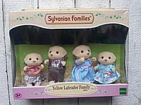 Набор Семья Желтых Лабрадор Sylvanian Families 5182