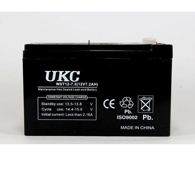 Аккумулятор UKC BATTERY 12V 7А