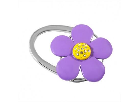 Вешалка для сумки Цветик Фиолетовый 163-13712576