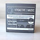 Смарт-годинник Garmin Vivoactive 3 Music Granite Blue with Rose Gold Hardware, фото 5