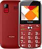 Мобильный телефон Nomi i220 Red Гарантия 12 месяцев, фото 2