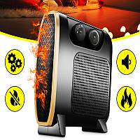 1500 Вт Электрический Нагреватель Термостат теплого воздуходувки 3 уровня Регулируемый На открытом воздухе Нагреватель-1TopShop
