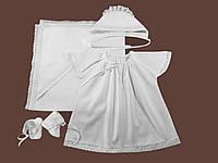 Крестильное платье с крыжмой. Модель Bell