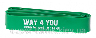 """Резина """"Зеленая"""" W4Y"""