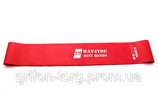 Mini Bands (красный) W4Y