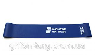 Mini Bands (синий) W4Y