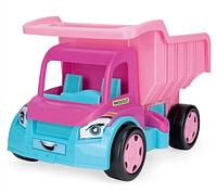 Игрушечная машинка Самосвал для девочек из серии Gigant Wader 65006