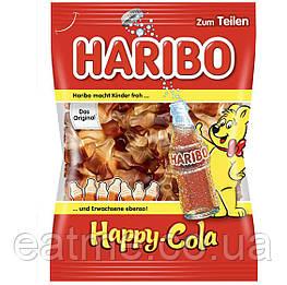 Haribo Happy-Cola Желейные конфеты со вкусом колы