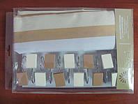 Занавеска для душа Arya Wood 180x180 см. 1353039