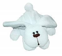 Зайчик Снежок (бол.)(ЗА-0047)