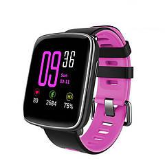 Розумні годинник Smart Smart Watch GV68 Pink Waterproof (SWGV68P)