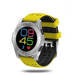 Розумні годинник Smart Watch GS8 Yellow (SWGS8Y)