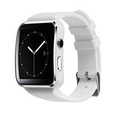 Розумні годинник Smart Watch X6 Plus White Original (SWX6WO)