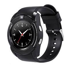 Розумні годинник Smart Watch V8 Black (SWV8BL)