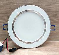 Светильник светодиодный Feron AL527 12W 4000K (LED панель) встраиваемый точечный, фото 1