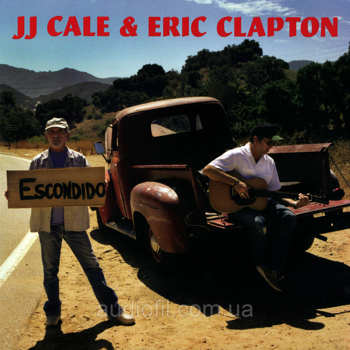 CD диск Eric Clapton - The Road to Escondido, фото 1