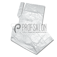 Пеньюар парикмахерский 0,9х1,6м, полиэтилен, 100 шт, прозрачные