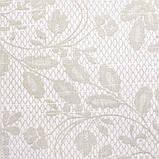 Скатерть «Simfoni» 220х140см Кружево на белом, фото 2