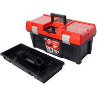 Ящик для инструментов HAISSER Stuff CARBO SP Alu 20 красный 525*256*246