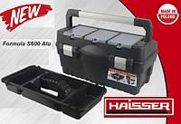 """Ящик для инструментов HAISSER  22"""" Formula S600 Alu 547*271*278"""