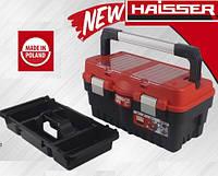 """Ящик для инструментов HAISSER  18,5"""" Formula S500 Carbo 462*256*242"""