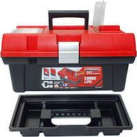 """Ящик для инструментов HAISSER  16"""" Staff Carbo 415*226*200"""