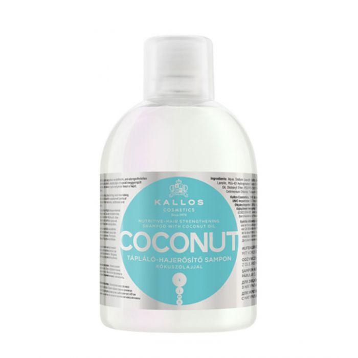 Шампунь для волосся Kallos KJMN Coconut з маслом кокоса, 1 л