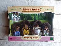 Семья Ежей, Sylvanian Families 4018