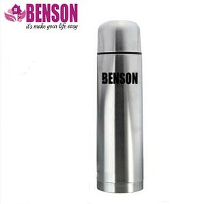 Вакуумный термос из нержавеющей стали Benson BN-51 500 мл | Серебро