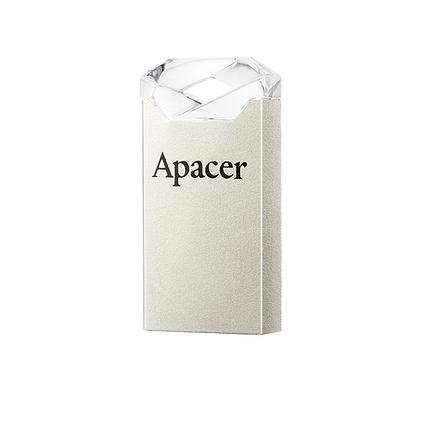 Флешка 64 Gb Apacer AH111 Crystal, AP64GAH111CR-1, фото 2