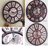 Винтажные круглые часы Enesco, 35 х 35 см.