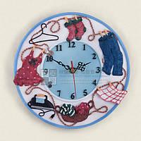 Часы Enesco Круглые - Большая сушка, 23 х 23 см.