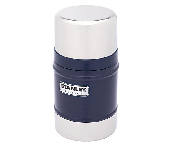 Термос харчовий Stanley Classic 500 мл темно-синій (10-00811-013)