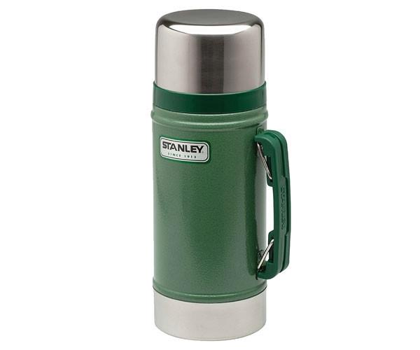Термос пищевой Stanley Classic 700 мл зеленый (10-01229-020)