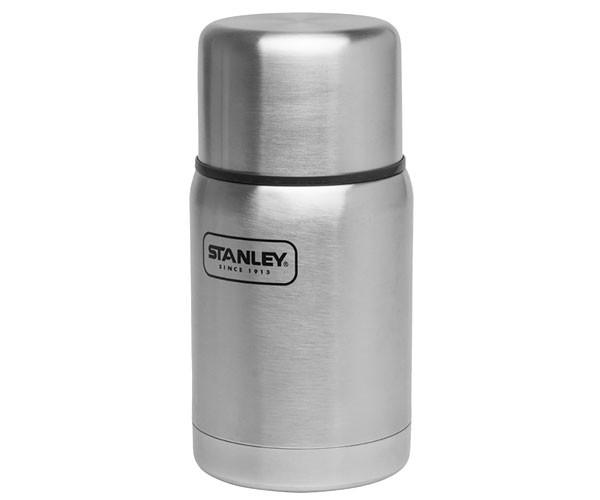 Термос пищевой Stanley Adventure 700 мл стальной (10-01571-010)